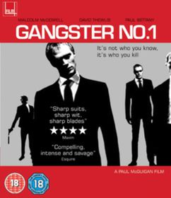 Gangster No. 1 - (Import Blu-ray Disc)