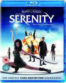 Serenity - (Import Blu-ray Disc)