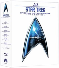Star Trek: The Movies 1-6 (Parallel Import - Blu-ray)