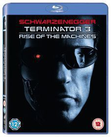 Terminator 3 - Rise of the Machines - (Import Blu-ray Disc)