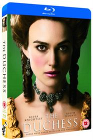 The Duchess - (Import Blu-ray Disc)
