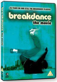 Breakdance - The Movie - (Import DVD)