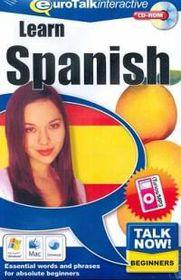 Learn Spanish (Hardback)