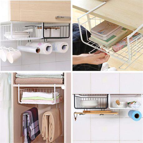 Kitchen Cupboard Hanging Basket Office, Kitchen Cupboard Hanging Rack