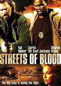 Streets of Blood - (Region 1 Import DVD)