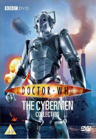Doctor Who: The Cybermen Collection - (Import DVD)