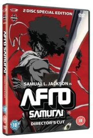Afro Samurai: Season 1 (Director's Cut) - (Import DVD)