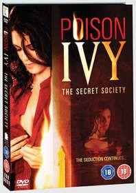 Poison Ivy: The Secret Society (DVD)