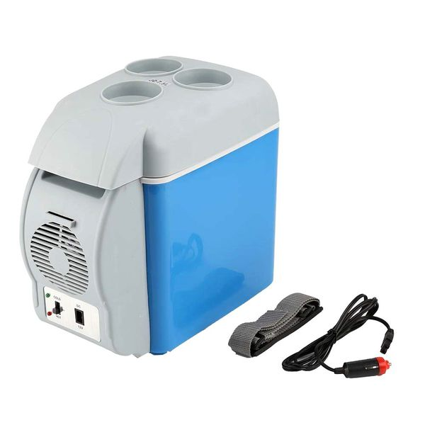 Portable 7.5L Cooling and Warming Car Refrigerator
