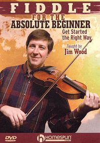 Fiddle for the Absolute Beginner - (Region 1 Import DVD)