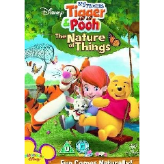 My Friends Tigger & Pooh - Nature of Things - (DVD)