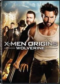 X-Men Origins: Wolverine (2009)(DVD)