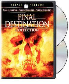 Final Destination Collection - (Region 1 Import DVD)