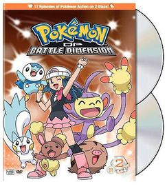 Pokemon:Diamond & Pearl Box Set 2 - (Region 1 Import DVD)