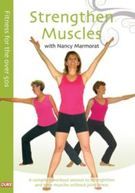Fitness for the Over 50's: Strengthen Muscles - (Import DVD)