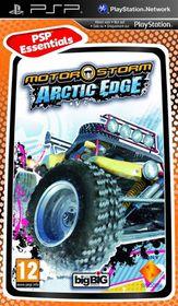 MotorStorm Arctic Edge (PSP Essentials)