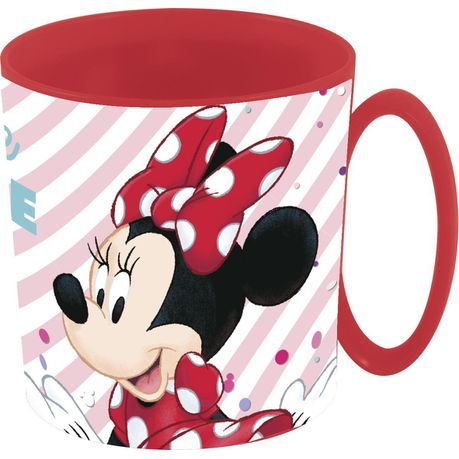 Minnie Mouse Microwavable Mug 350ml Buy Online In South Africa Takealot Com