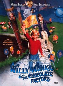 Willy Wonka and the Chocolate Factory (1971) - (DVD)