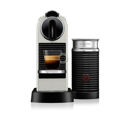 Nespresso Citiz & Milk Machine - White