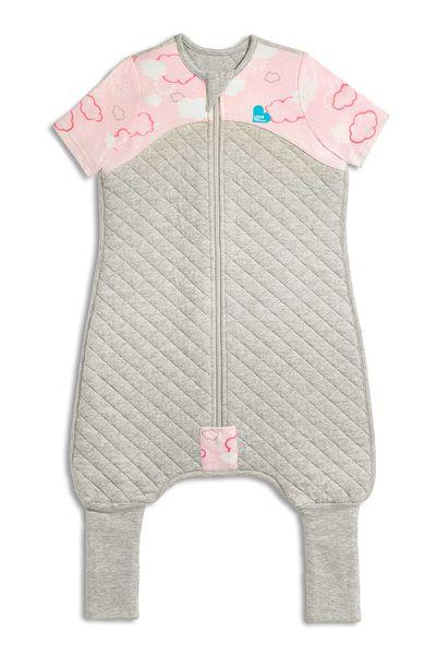 Love To Dream - Sleep Suit 1 Tog Pink