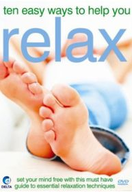Ten Easy Ways to Help You Relax - (Import DVD)
