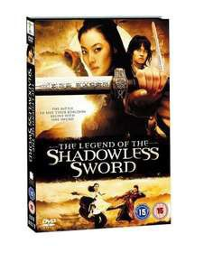 The Legend Of The Shadowless Sword (DVD)