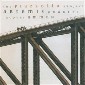 Artemis Quartet - The Piazzolla Project (CD)