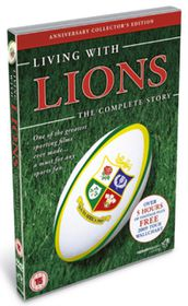 Living With Lions - (Import DVD)