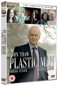 Plastic Man: The Complete Series - (Import DVD)