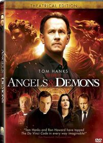 Angels & Demons (2009)(DVD)