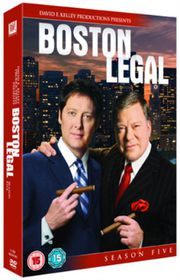 Boston Legal - Series 5 - Complete - (Australian Import DVD)