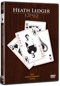 Heath Ledger: A Tribute - (Import DVD)