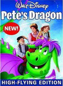 Pete's Dragon:High Flying Edition - (Region 1 Import DVD)