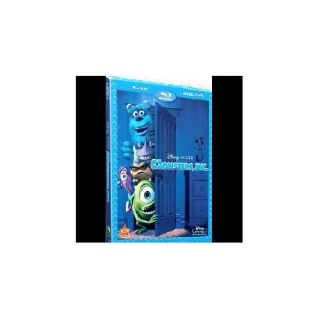 Monsters Inc  (Blu-ray)