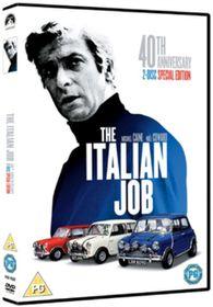 The Italian Job (1969) - (Import DVD)