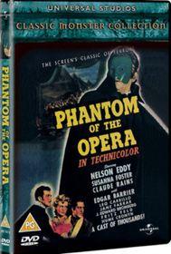 Phantom Of The Opera (1943) - (Import DVD)