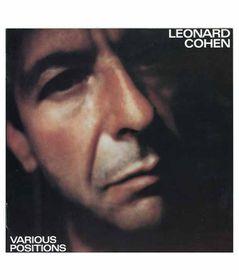 Cohen Leonard - Various Positions (CD)