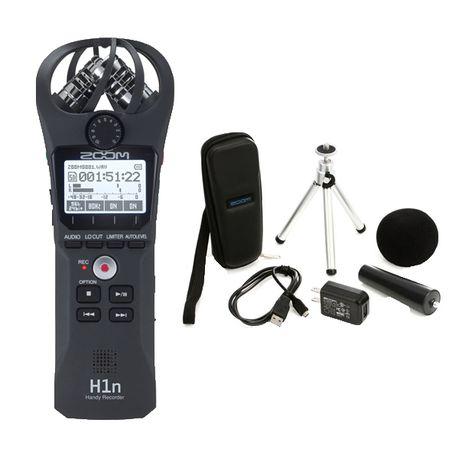 Zoom H1n Handy Recorder H1n Accessory Pack Buy Online In South