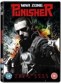 Punisher War Zone (DVD)