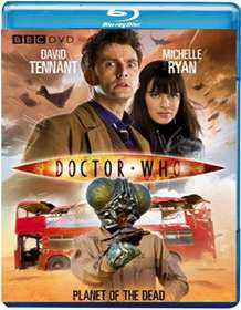 Doctor Who: Planet of the Dead - (Import Blu-ray Disc)
