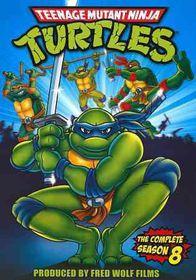 Teenage Mutant Ninja Turtles Season 8 - (Region 1 Import DVD)