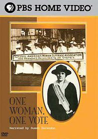 American Experience:One Woman One Vot - (Region 1 Import DVD)