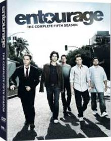 Entourage Season 5 (DVD)