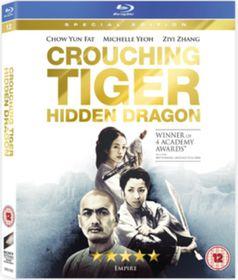 Crouching Tiger, Hidden Dragon - (Import Blu-ray Disc)