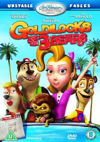 Unstable Fables: Goldilocks and the Three Bears - (Import DVD)