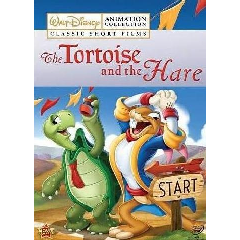 Disney Animation Collection Vol 4: The Tortoise and the Hare (DVD)