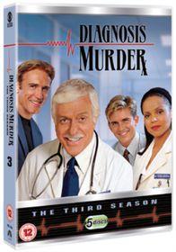 Diagnosis Murder: Season 3 - (Import DVD)
