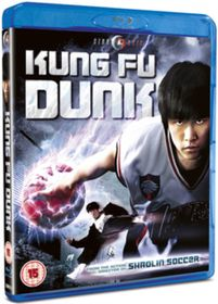 Kung Fu Dunk - (Import Blu-ray Disc)