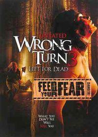 Wrong Turn 3 - (Region 1 Import DVD)