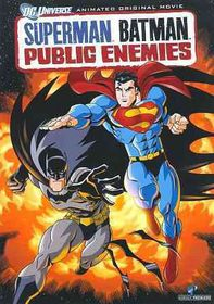 Superman/Batman:Public Enemies - (Region 1 Import DVD)